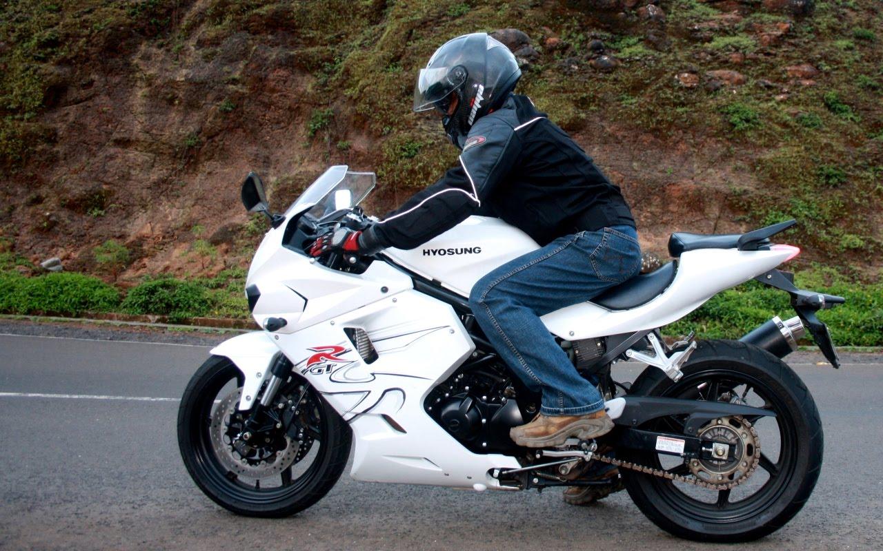 Garware-Hyosung GT650R: Ride Review | Bike Chronicles of India