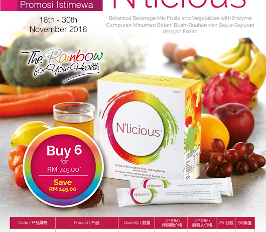 New Product (N'licious)