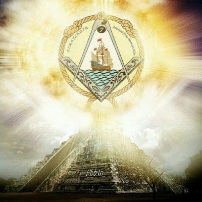 moorish mason, america, pyramid