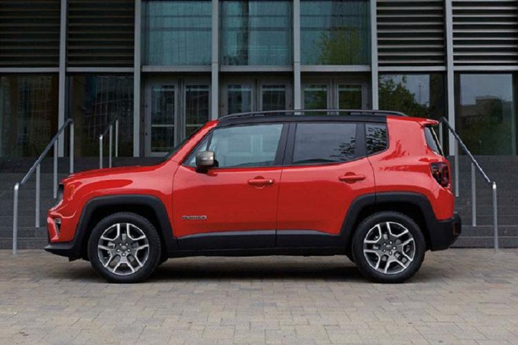 Jeep Renegade 2020 mới chỉ còn 920 triệu đồng tại Philippines