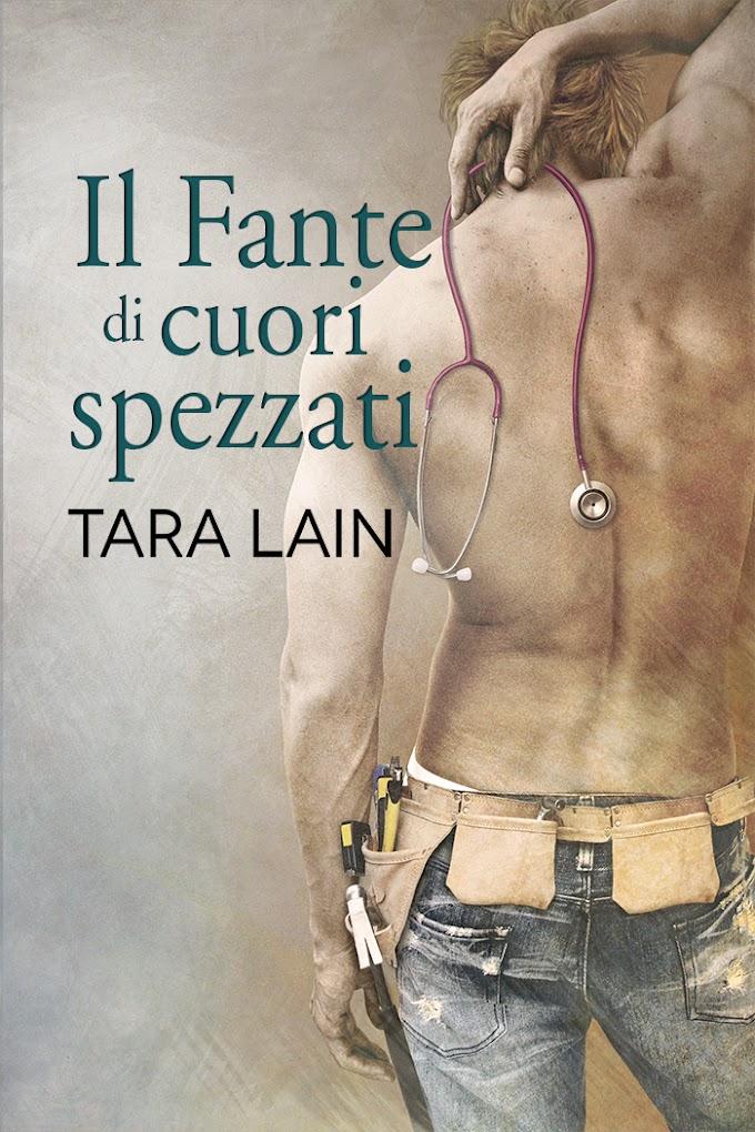 """Recensione: Il fante di cuori spezzati"""" (Serie Storie d'amore a Laguna #2) di Tara Lain"""