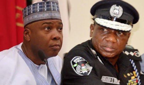 Saraki Has Links With MORE Offa Robbers - Police Reveals
