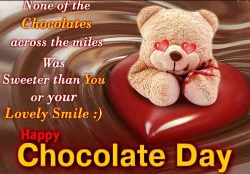 chocolate day quotes 2018