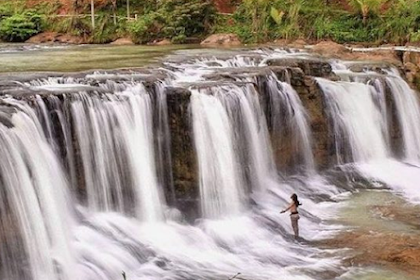 The enchanting beauty of the Tasikmalaya Panetean Curug that Hits Again