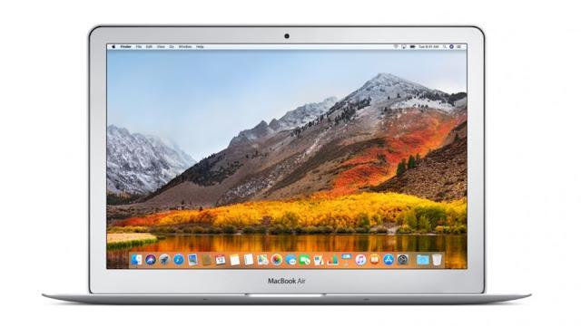 Tecnología Apple MacBookAir iPad
