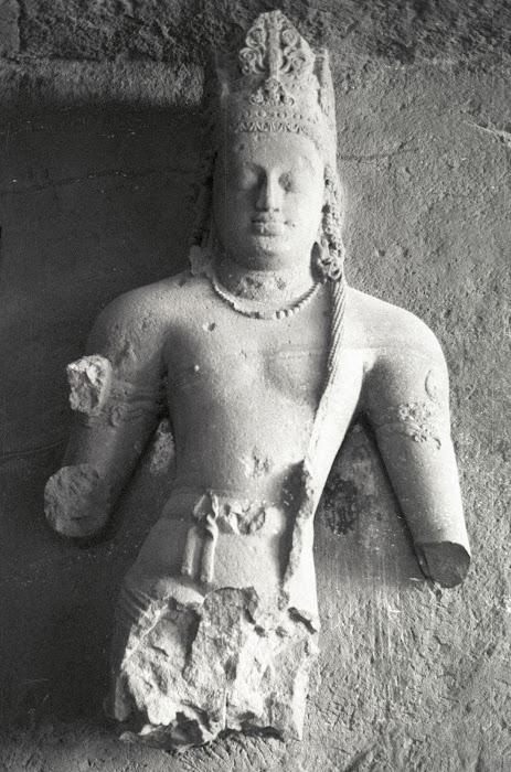 Mumbai, Éléphanta, © L. Gigout, 1991