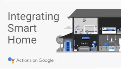 pengguna google assistant smarthouse sudah setengah miliar perbulannya