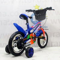 12 lazaro eva boy bmx sepeda anak