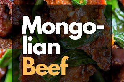 Mongolian Beef (Recipes Dinner)