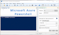 Powershell Script to Import database in Microsoft Azure