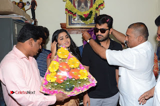 Shatamanam Bhavati Team at Sandhya Theater  0125.JPG