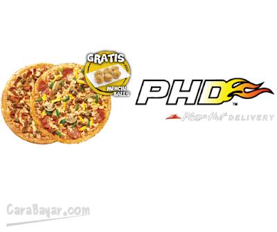 CARA ORDER PIZZA HUT SECARA ONLINE / PESAN PHD