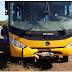 Colisão entre ônibus escolar e moto deixa uma jovem morta e outra ferida  em cidade da região norte