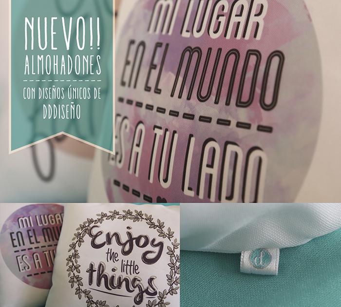 Almohadones - DdDiseño