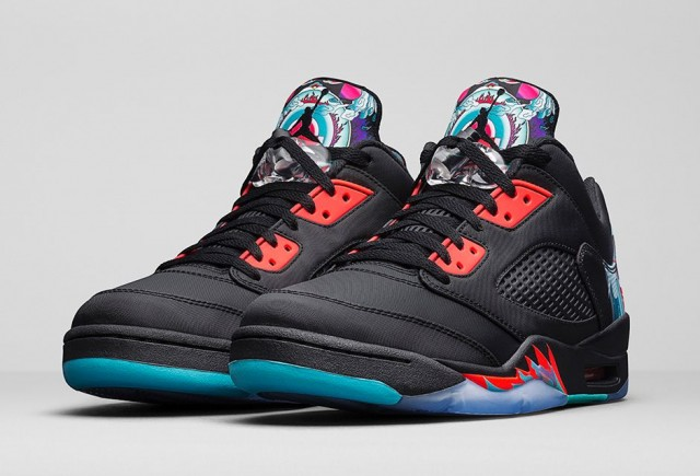 pretty nice 0120e aed79 Adding to the large number of Air Jordan 5 Lows that will be releasing this  year is this China Chinese New Year colorway of the silhouette.