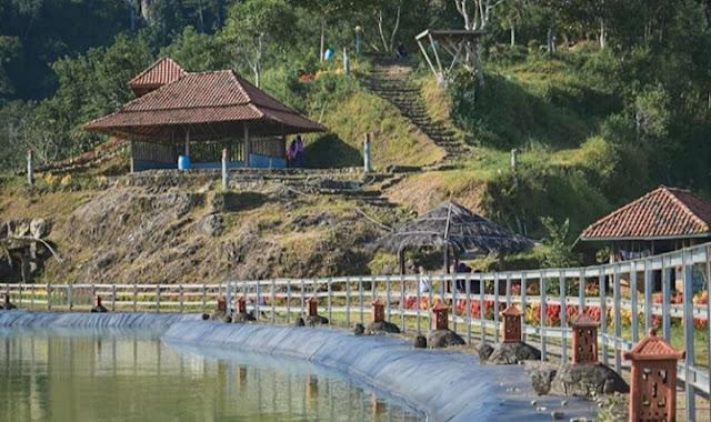 Eksotis Gunung API PURBA Nglanggeran Gunung Kidul, Lokasi &Harga Tiket