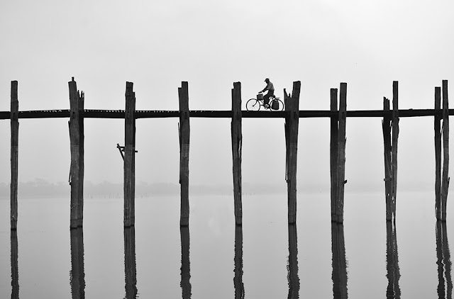 Bức ảnh được chụp bằng Nikon D800E. Kết cấu hoa văn hình học phong cách tối giản: nghệ thuật của sự đơn giản
