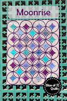 Bias tape applique quilt pattern
