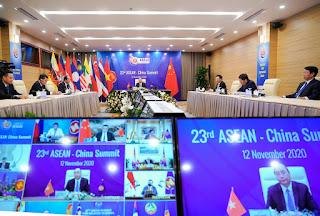TÁI KHẲNG ĐỊNH LẬP TRƯỜNG VỀ BIỂN ĐÔNG TẠI HỘI NGHỊ CẤP CAO ASEAN