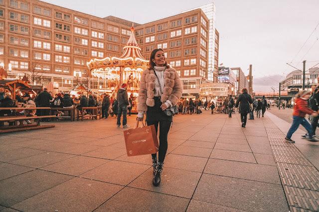 Berlin shopping OOTD - Czytaj więcej