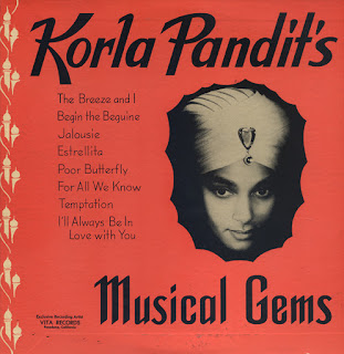 Korla Pandit, Musical Gems