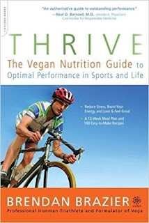 The thrive cookbook review