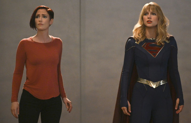 Supergirl - Episode 5.04 - In Plain Sight - Promo, Promotional Photos + Press Release