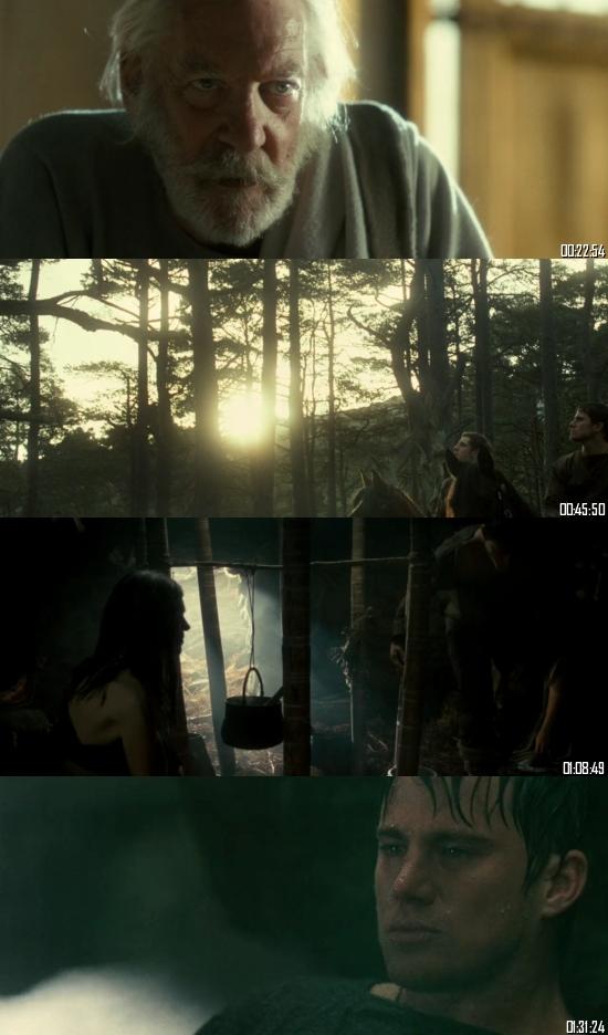 The Eagle 2011 BRRip 720p 480p Dual Audio Hindi English Full Movie Download