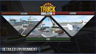 Truck Simulator 2017 Mod Hack Apk