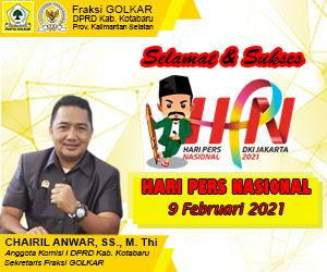 Chairil Anwar DPRD Kotabaru