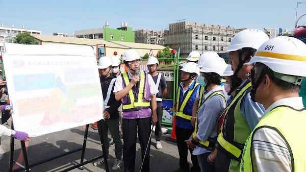 彰化縣汙水建設再邁進 和美鎮汙水下水道工程啟動