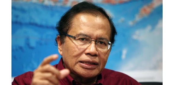 Rizal Ramli: PT 20 Persen Merusak Demokrasi, Penipuan