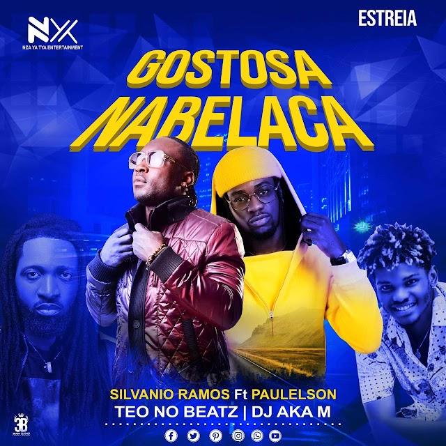Silvanio-Ramos Feat.-Paulelson Dj-Aka M &Teo No Beatz - Gostosa Nabeleca(Afro House) 2020 mp3