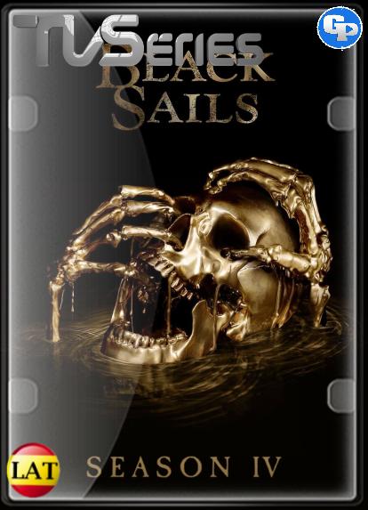Black Sails (Temporada 4) HD 720P LATINO