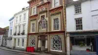 The Egyptian House, Penzance, Cornwall, UK