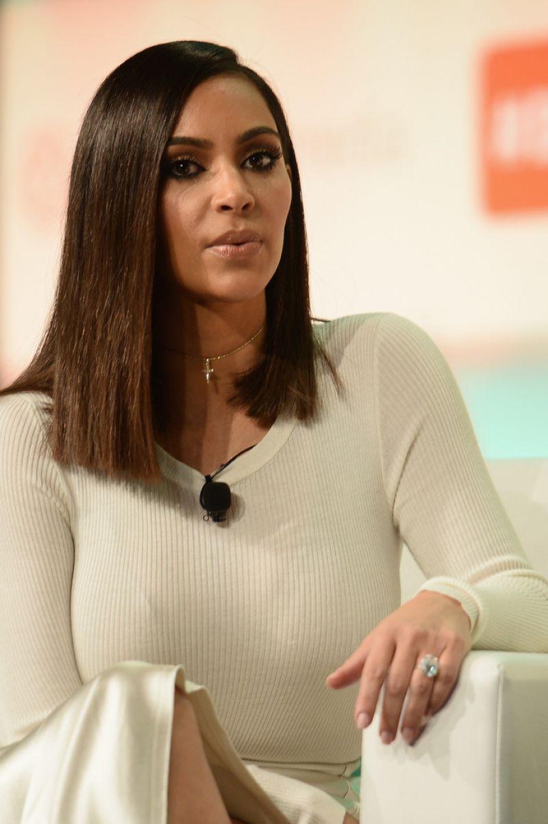 Kim Kardashian at Blogher16 Experts Among US Conference