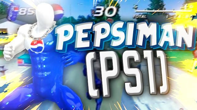 Pepsiman Para Teléfonos Android (ROM PS1)
