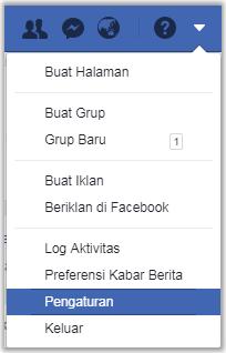 cara membuat facebook Anda agar tidak mudah ditemukan