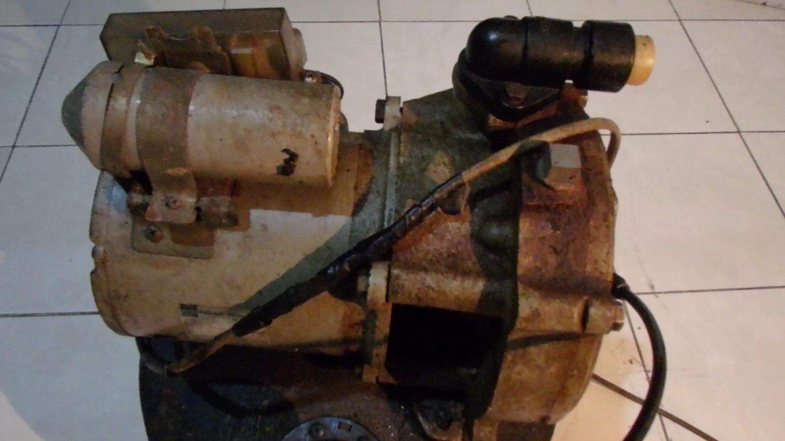 ~: Tangki Pompa Air Keropos, Modifikasi Pakai Selang