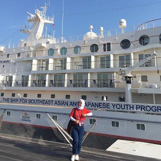SSEAYP  2019 Journey II; Pelayaran Berbekas Rindu ala Nippon Maru