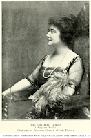 Portrait, Mrs. Granbery Jackson (Margaret Early), Chairman of Advisory Council of this History, c1923. Davidson County Women in the World War, 1914-1919, by Rose Long Gilmore (1923), p. 73.