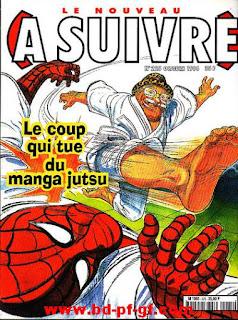 le coup qui tue du Manga Justsu
