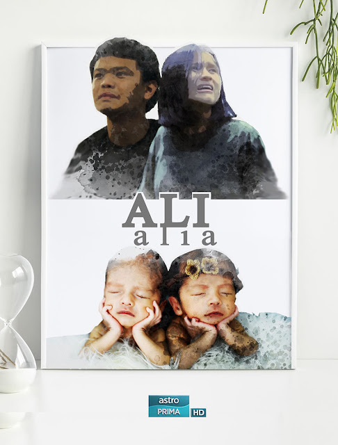 Drama Ali Alia Slot Tiara Astro Citra
