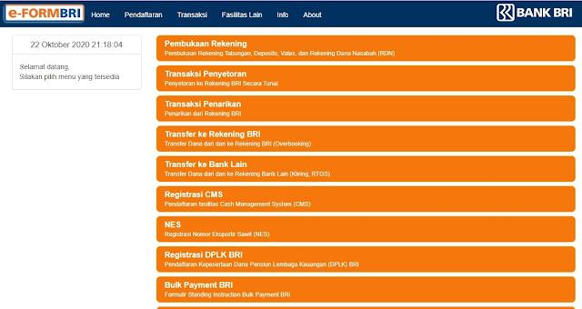 Cek eform.bni.co.id atau eform.bri.co.id Untuk Mengetahui Daftar Penerima BLT UMKM