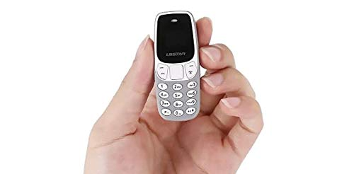 Galaxy Star Electronics Smallest Keypad Mini Mobile Phone