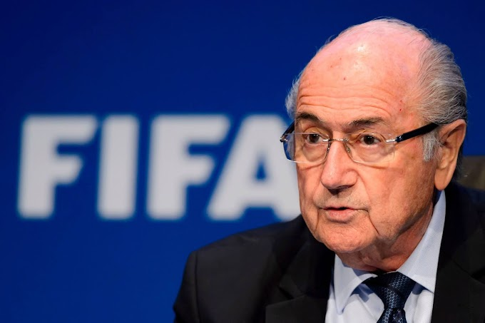 Former FIFA president Sepp Blatter, 84, rushed to hospital
