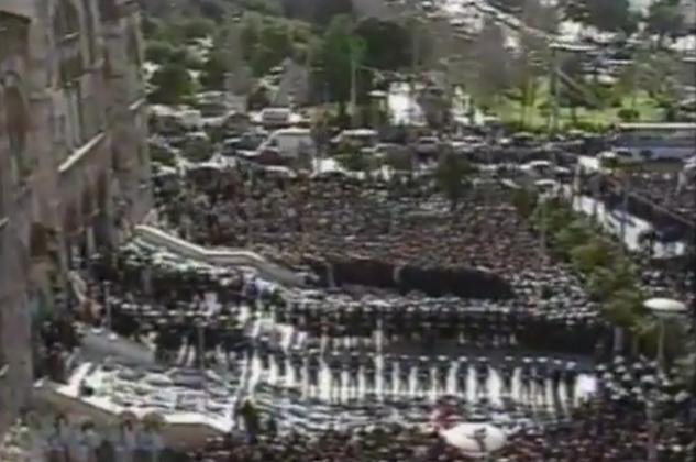 ΔΕΝ ΞΕΧΝΩ ΠΟΤΕ ! BINTEO ANATΡΙΧΙΛΑ: Κηδεία Ήρωα Παναγιώτη Βλαχάκου 1996 – AΘΑΝΑΤΟΣ!