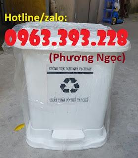 Thùng rác y tế đạp chân, thùng đựng rác y tế, thùng đựng rác thải bệnh viện 476b588455eab3b4eafb