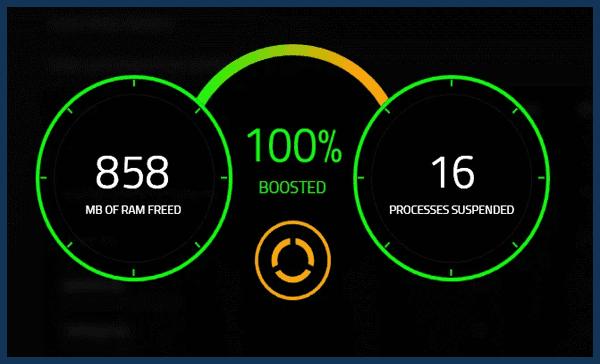 طريقة سهلة لتسريع الالعاب في جهاز الكمبيوتر الخاص بك Game Booster