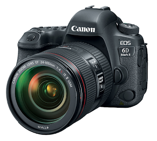 Canon EOS 6D Mark II Released on 29 June 2017